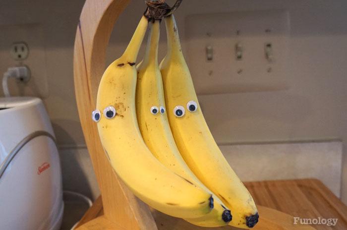 bananas prank
