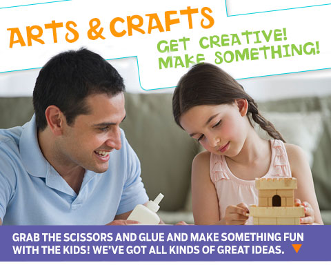 Fun and easy craft projects for kids