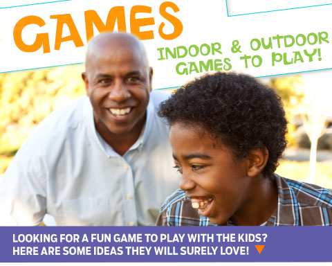 backyard games and recess game instructions
