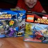 Lego Super Heroes are flying off the shelves!