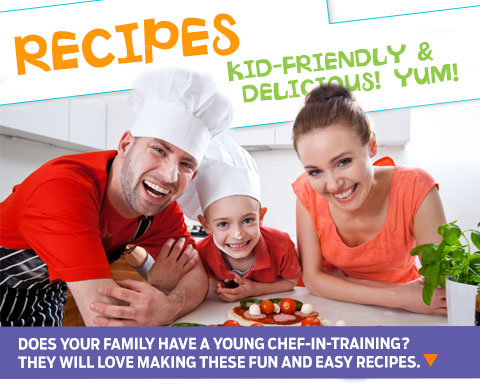 fun kid-friendly recipes