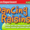 science fair experiment dancing raisins